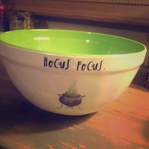 Rae Dunn halloween hocus pocus bowl new
